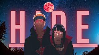 Naruto & Hinata AMV (Juice WRLD   Hide)