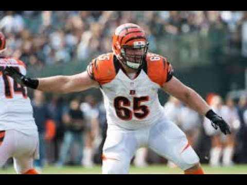 Bengals open 2019 OTAs: Offensive line has new look