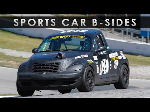 B-Sides: Sports Cars are Not Race Cars etc
