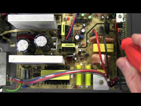 EEVblog #272 - Manson 9400 40A 3-15V Switchmode PSU Teardown