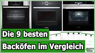 Backofen kaufen 2020 - Die 9 besten Backöfen im Vergleich [3 Preisklassen] Bosch, Siemens, Neff etc.