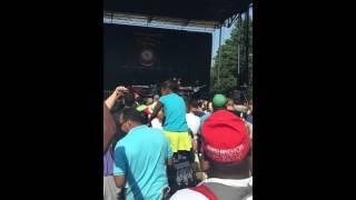 Stevie Wonder Pop-Up Concert DC 2015