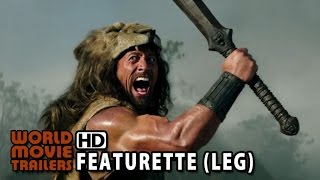 "HÉRCULES ""Perfect Hercules"" Featurette Oficial (2014) HD (Leg.)"