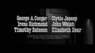 Nightmare Intro (1964) Hammer Horror