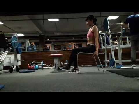 Ćwiczenia na rozgrzanie mięśni wykonywać kompleks