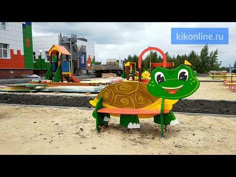 Объезд по строящимся детским садам в Заозерном