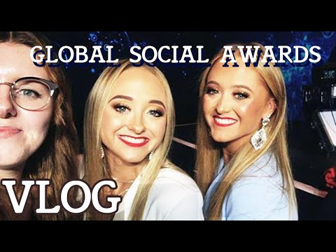 GLOBAL SOCIAL AWARDS | VLOG