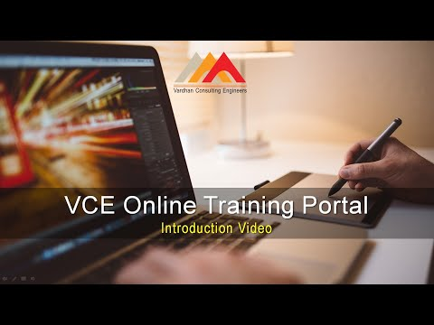 Intro Session : VCE Online Training Portal - YouTube