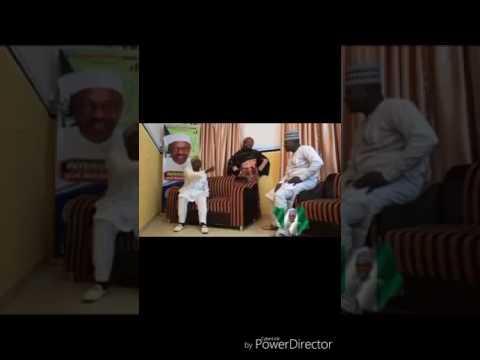 Sanu da sauka Baba Buhari by rarara (Buhari ya dawo)