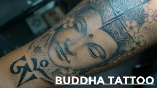 Buddha Tattoo - My First Tattoo Journey