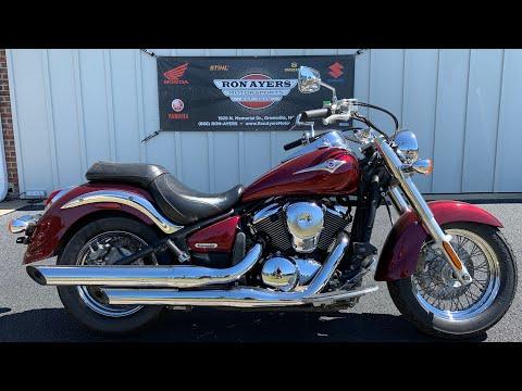 2009 Kawasaki Vulcan® 900 Classic in Greenville, North Carolina - Video 1