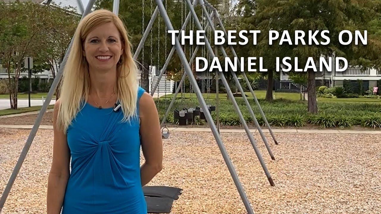 A Tour of Daniel Island's Parks
