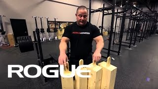 Equipment Demo - The Board Press