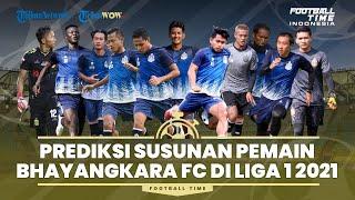 Football Time: Prediksi Susunan Pemain Bhayangkara Solo FC untuk Liga 1 Indonesia Musim 2021-2022