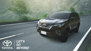 Product Video All New Fortuner 2016