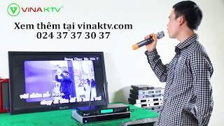 Micro Không Dây S600 Vina KTV Hát Karaoke Hay