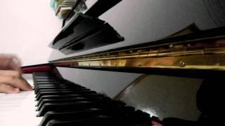 Daniel Powter - Next Plane Home (Piano Cover)