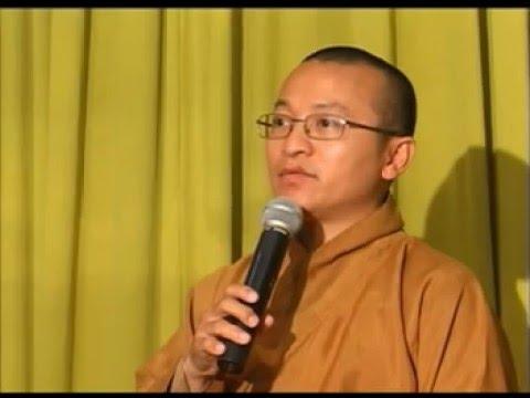 Kinh Trung Bộ 75 (Kinh Magandiya) - Vượt qua dục vọng (09/09/2007)
