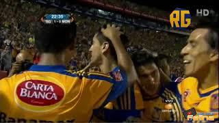 Tigres Vs Morelia 1-0 Cuartos De Final Ida Clausura 2012 Liga Mx