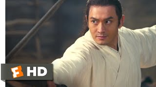 The White Haired Witch (2015) - Duel for the Luna Fort Scene (7/10) | Movieclips