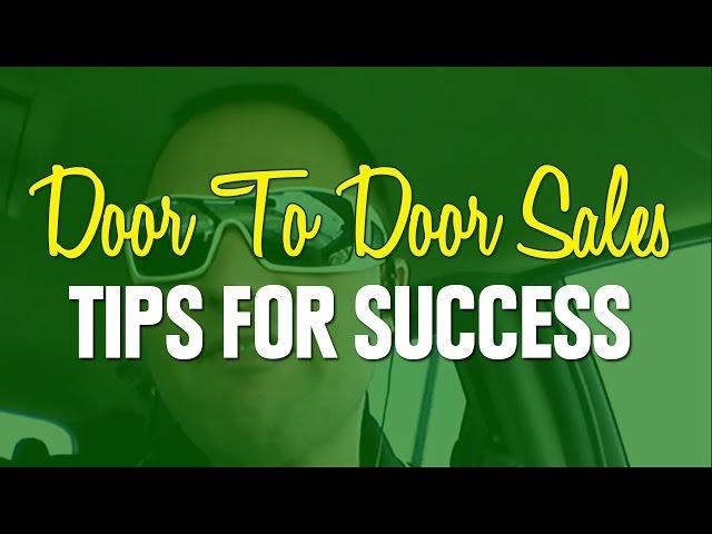 Door-to-door-sales-tips