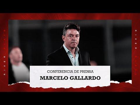 Gallardo en conferencia de prensa (19/9/2021)