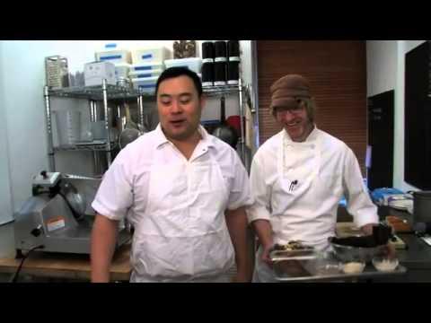 Watch David Chang Prepare Delicious Ramen Broth Using Astronaut Food