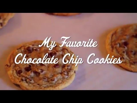 Shelly Jaronsky Makes the Best Chocolate Chip Cookies--Ever