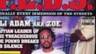 "Mac A Zoe Diss, By Zoe Pound Leader Ali ""Zoe"" Adam"