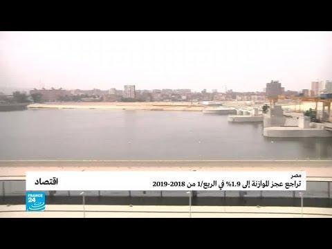العرب اليوم - تراجع عجز الموازنة المصرية في الربع الأول من السنة المالية 2018