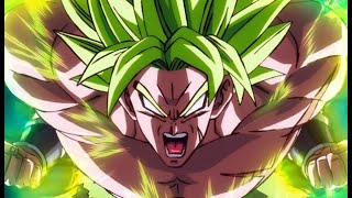 Dragon Ball Super Broly: The Vengeful One AMV