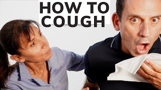 How to Cough and Clear Phlegm - Physiotherapy Guide