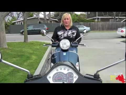 2011 Vespa GTS 300 Review