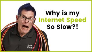 Why Is My Internet Speed Slow? A Simple Networking Solution