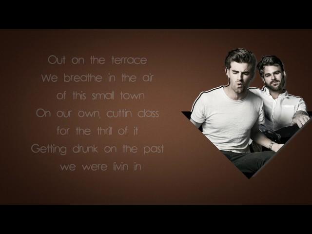 The-chainsmokers-paris-lyrics