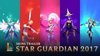 Light A New Horizon   Star Guardian 2017 Skins Trailer - League of Legends