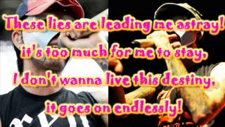 Hollywood Undead - This Love, This Hate Lyrics FULL HD (New Original Version)