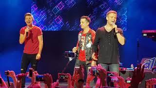 Living the Dream - A1 live in Manila 2018