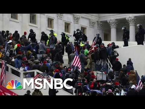 Police Suffer From Debilitating Injuries After Capitol Riot | Morning Joe | MSNBC