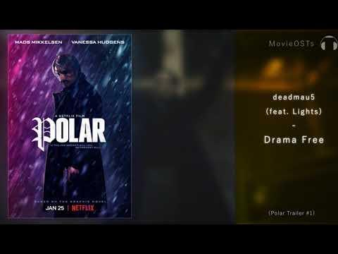 Polar | Soundtrack | deadmau5 - Drama Free (feat. Lights)