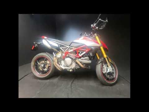2021 Ducati Hypermotard 950 SP in De Pere, Wisconsin - Video 1