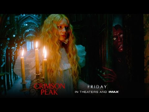 Crimson Peak Crimson Peak (TV Spot 3)