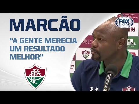 DERROTA NO MARACANÃ! Fluminense perde para o Athletico no Brasileirão; Marcão fala ao vivo