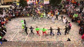 preview picture of video 'Ball de la Disfressada de Sant Vicenç dels Horts'