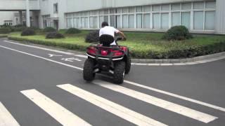 Смотреть онлайн Покатушки на квадроцикле сф х8