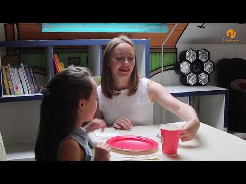 Урок по этикету за столом (для детей). Правила этикета.
