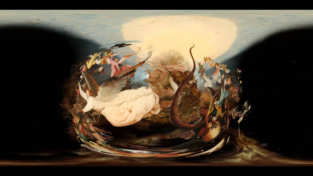 Bruegel: The Fall of the Rebel Angels [Virtual Reality]