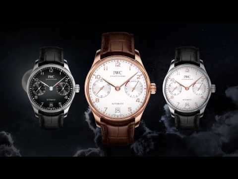 60 Seconds of IWC Portugieser Automatic