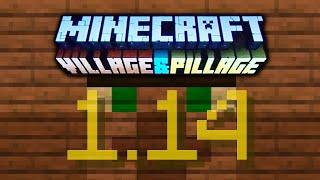 The Village & Pillage Update: 1.14 - Minecraft News