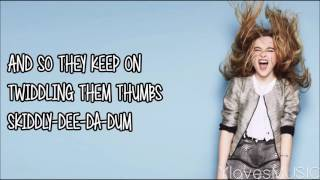 Sabrina Carpenter   Thumbs (Lyrics)